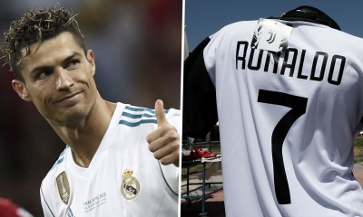 Transfer News: Cristiano Ronaldo leaves Real Madrid for Juventus in €100m million mega transfer
