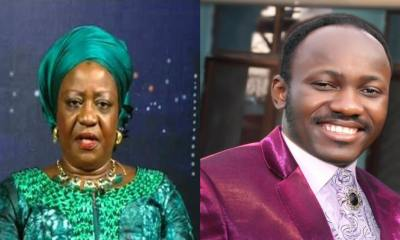 Presidency mocks Apostle Suleman after APC won Ekiti state governorship election