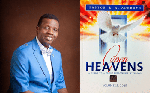 Open Heaven 22 May 2019, Open Heaven 22 May 2019 Devotional – The Prayer Answering God