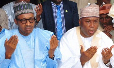 Buhari lacks understanding, we need a digital president- Saraki Declares