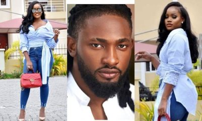 Cee-c pen down lovely birthday message for Uti Nwachukwu (Read)