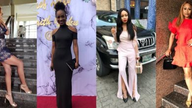 Which one of your favourite BBNaija celebrities that slays hot this Sunday?