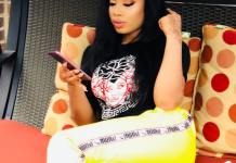 Nina fires back at Bobrisky 'I'm ready to return the phone Tonto gave me'