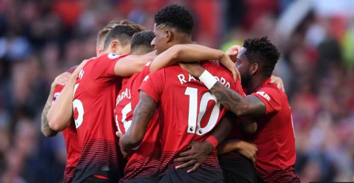EPL: Manchester United 2 Leicester City 1: Pogba, Shaw secure win despite Vardy's late strike