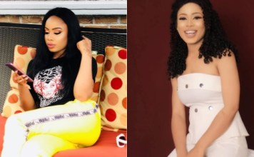 Nina breaks silence over purchase of certificate & Cee-c