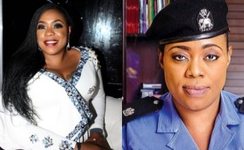 Police PRO, Dolapo Badmos' Breast Tattoo Sends Wrong Signal To Fans