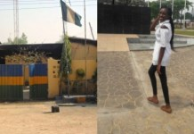 See what happened to a lady robbed in front of 10 armed officers at Panti Police Station