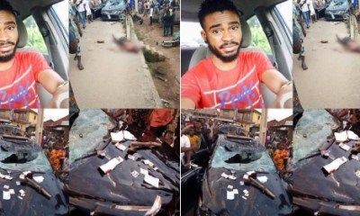Suspected Yahoo boy and student beaten to death after killing 5 people in Ede