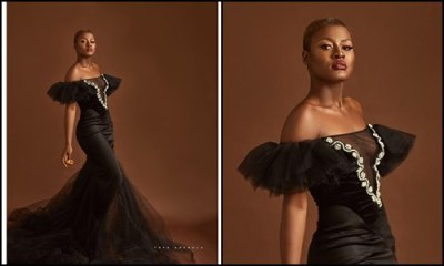 Alex Unusual flashes boobs in new photoshoot after troll controversy