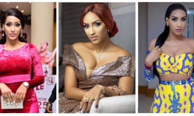 Actress Juliet Ibrahim advises ladies on cheating men