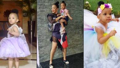 Joseph Yobo's daughter lands first paid modelling job
