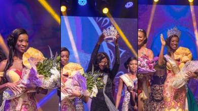 Photos from the grand finale of Miss Universe Ghana 2018
