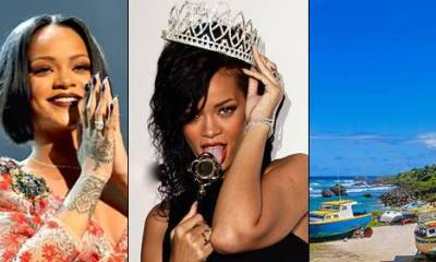Singer Rihanna Officially Declared As Ambassador Of Barbados