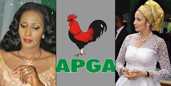 APGA will suffer for injustice against me – Bianca Ojukwu