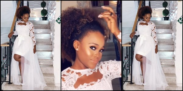Ex Big Brother Naija housemate and brand influencer Cynthia Nwadiora aka Cee-C has won the Fashion Influencer of the year award