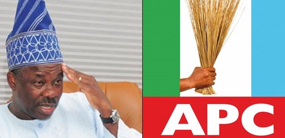 Gov. Amosun Vows To Dump APC Over 'Anointed Candidature'