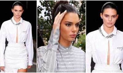 Kendall Jenner's stalker 're-arrested a day after he's released from custody'