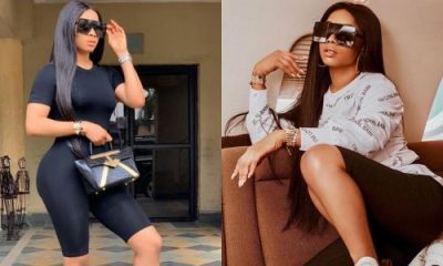 'My man doesn't have to be rich, but he has to be able to take care of me' says Toke Makinwa