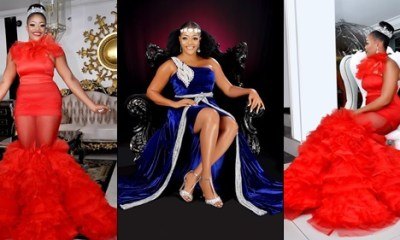 Eve Esin Celebrates Her Birthday With Stunning Photo-shoot