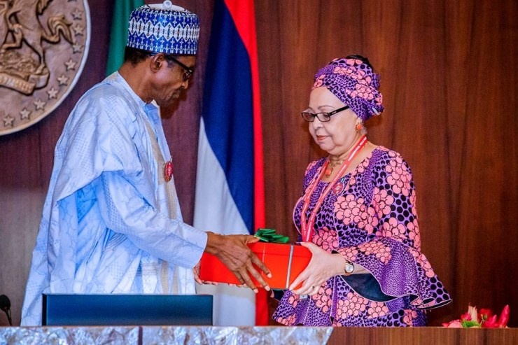 Breaking News: President Buhari endorses N30,000 minimum wage