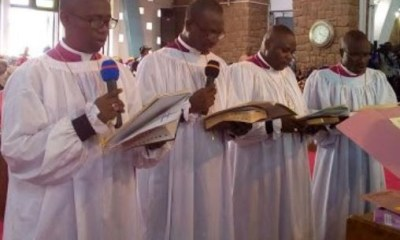 4 abducted catholic priests regain freedom in Delta State