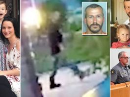 CCTV captures moment Chris Watts loads bodies of murdered pregnant wife and kids into truck before driving off