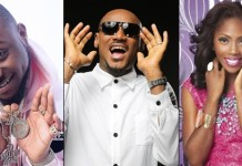 Tuface, Davido, Falz, Tiwa Savage Win Big At AFRIMA 2018