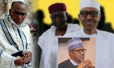 Nnamdi Kanu's Live Broadcast as reveals how 'Jubril Aminu replaced dead Buhari'