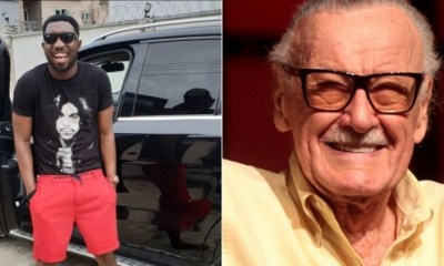 Singer Timi Dakolo reacts to Nigerians mourning the death of Stan Lee