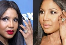 Toni Braxton Loses Engagement Ring After Being Robbed