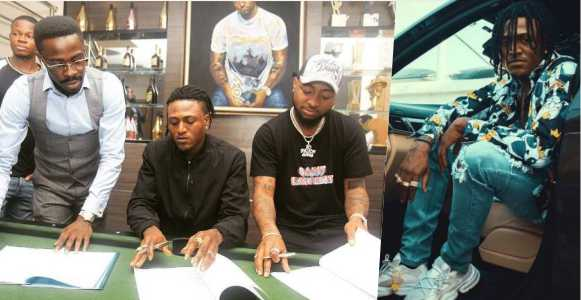 """""""Idowest is DMW for life, stop the stupid rumors"""" says Davido"""
