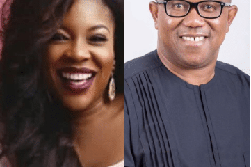 Peter Obi replies Kemi Adetiba after she narrated her horrifying experience at the Lagos airport