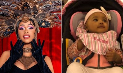 Cardi B Shows Off Her Daughter To The World A Day After Announcing Her Break Up With Offset