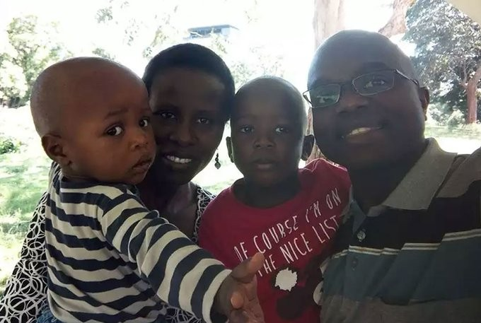 Photo: Man who tweeted final goodbye to his family during terrorist attack in Kenya among 174 people rescued