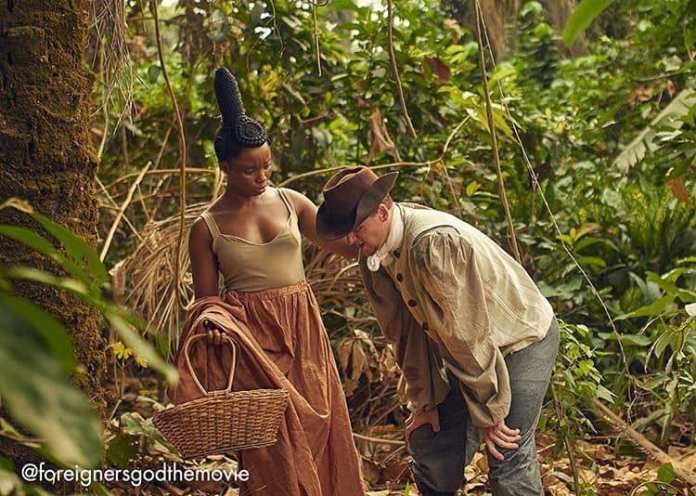 Photo: BamBam Caught In The Bush With A Whiteman