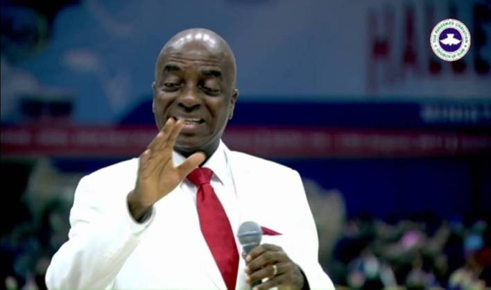 Just In: I won't leave Nigeria if crisis breaks out – Bishop Oyedepo