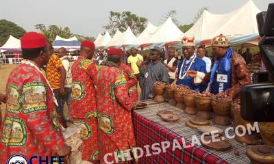 Peter Obi, Emeka Ihedioha, Others grace Oji Ezinihitte Festival 2019 in Style