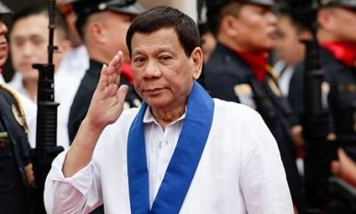 'I Touched Inside Her Panty' – Philippines President Admits Sexually Assaulting Maid