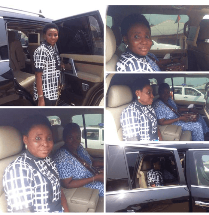 'God Punish The Devil' Says Pastor Esther Martins As She Announced Her Defection To The APC