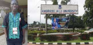 ASUU chairman caught in sex-for-marks scandal