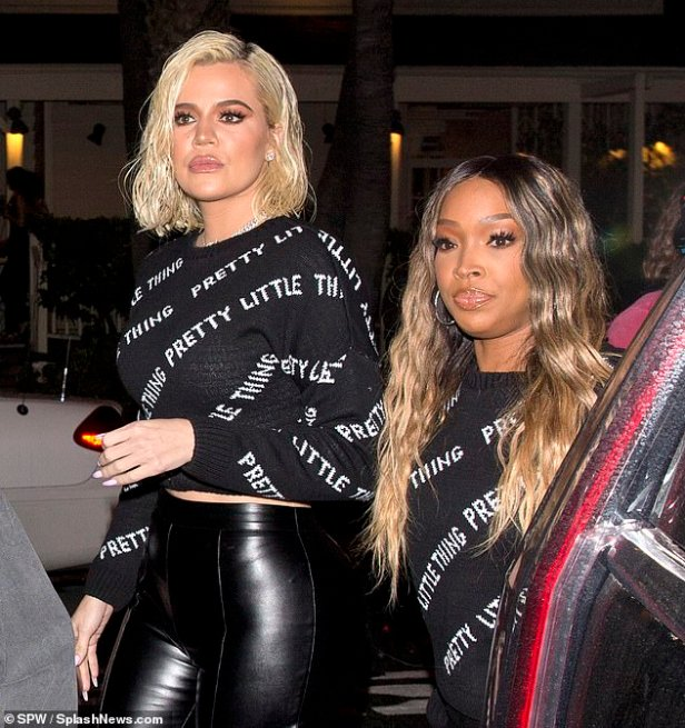 Khloe Kardashian steps out for the first time amid Tristan Thompson cheating