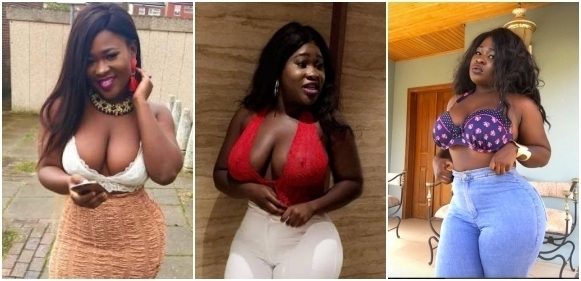 """""""If we want to catch up with the changing trends, we have to wear seductive dresses""""– Ghanaian singer (Photos)"""