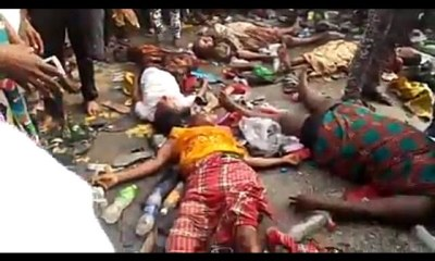 About 14 Person Died In APC Rally In Rivers State (Video) 1