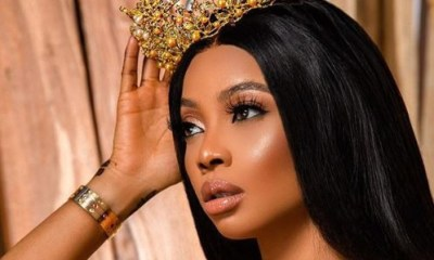 'A man is a luxury, not a necessity' - Toke Makinwa