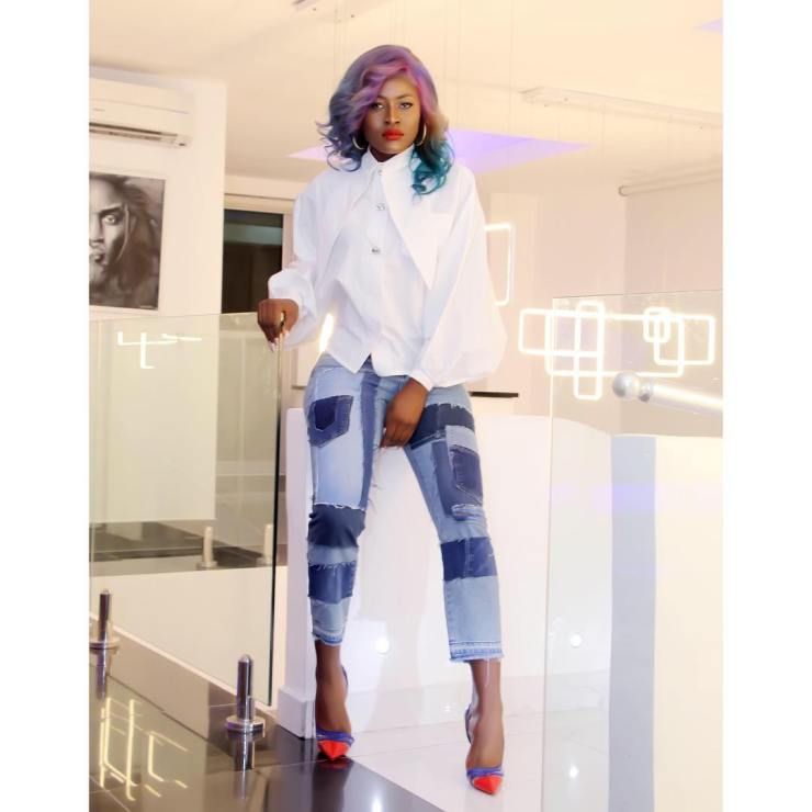 Fashion Is Attitude, Big Brother Naija star Alex Unusual Says In New Photos