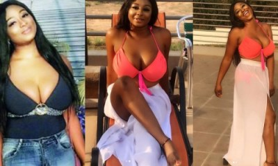 My boobs are my selling point, they cannot be hidden, they keep popping out– Actress Josephine Nwaghanata