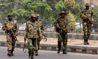 Nigerian Army denies INEC's claim that its officers disrupted Rivers state governorship election
