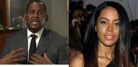 R Kelly denies having sexx with Aaliyah's mom