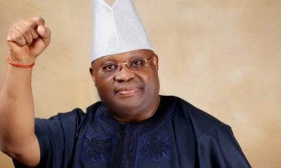 Tribunal declares Adeleke of PDP winner of Osun governorship election