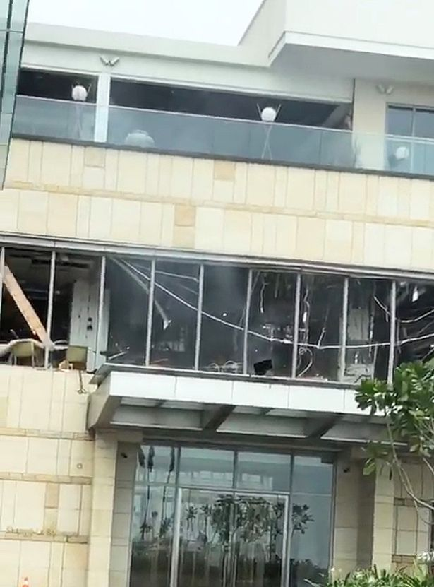 British mum and her two young children are feared dead after the Sri Lanka hotel terror bombings